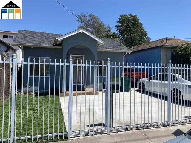 472 Hale Ave, Oakland, CA 94603 (#40933231) :: The Grubb Company