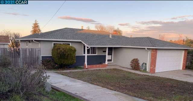 2455 Mahan Way, San Pablo, CA 94806 (#40933235) :: Excel Fine Homes