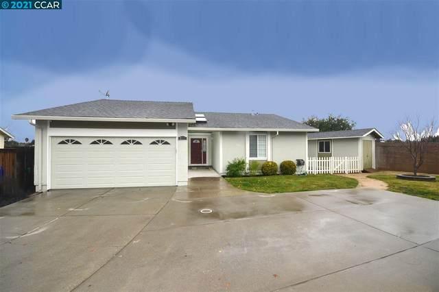 211 Poppy Ct, Hercules, CA 94547 (#40933278) :: Blue Line Property Group