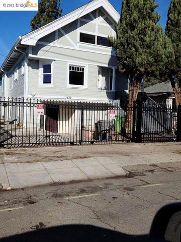 1437 78, Oakland, CA 94621 (#40933279) :: Paradigm Investments