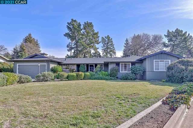 3737 Bon Homme Way, Concord, CA 94518 (#40933351) :: Blue Line Property Group