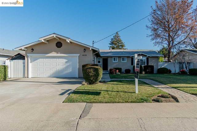 4055 Phoenix St, Concord, CA 94521 (#40933358) :: Realty World Property Network