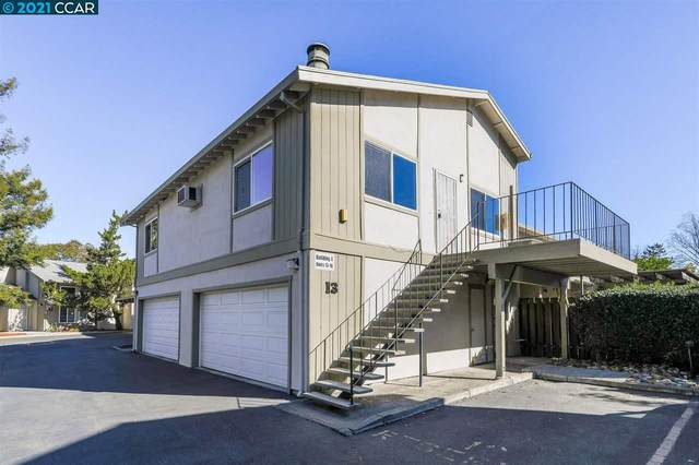 1070 Mohr Ln #13, Concord, CA 94518 (MLS #40933385) :: 3 Step Realty Group