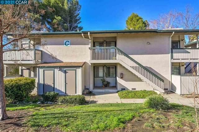 5460 Concord Blvd C6, Concord, CA 94521 (#40933392) :: Realty World Property Network