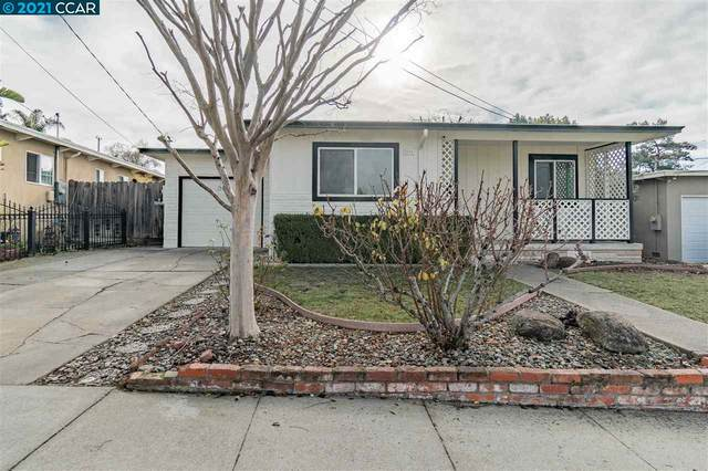 2816 Hilltop Rd, Concord, CA 94520 (#40933422) :: Realty World Property Network
