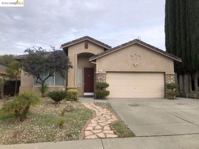 2517 Johns Way, Antioch, CA 94531 (#40933482) :: Realty World Property Network
