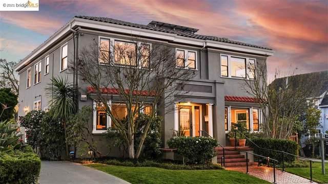 801 Longridge Rd, Oakland, CA 94610 (MLS #40933488) :: Paul Lopez Real Estate