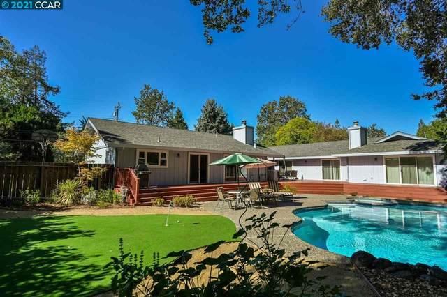 116 Castle Hill Ranch Rd, Walnut Creek, CA 94595 (#40933497) :: The Grubb Company