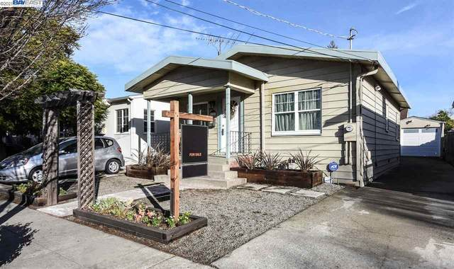 550 Lewis Ave, San Leandro, CA 94577 (#40933529) :: Realty World Property Network