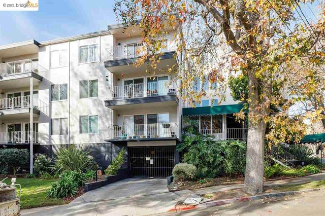 695 Mariposa #304, Oakland, CA 94610 (#40933537) :: Paradigm Investments