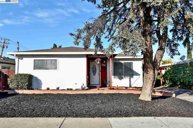 386 Davi Ave, Pittsburg, CA 94565 (#40933545) :: Blue Line Property Group