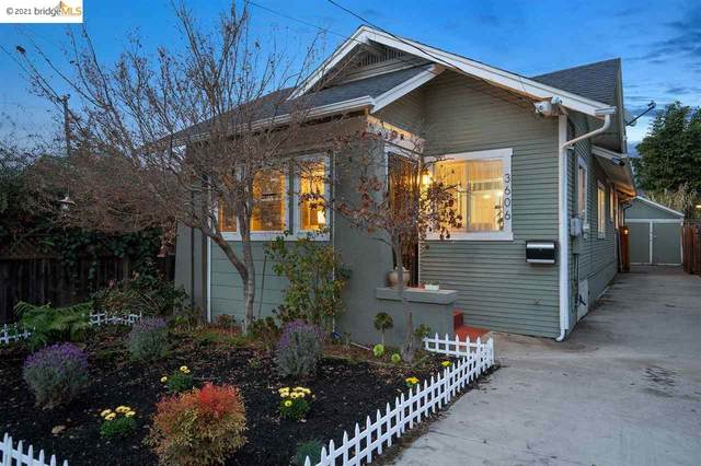 3606 Lyon Ave, Oakland, CA 94601 (#40933557) :: Paradigm Investments