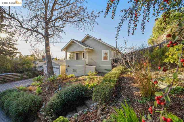 4033 Coolidge Ave, Oakland, CA 94602 (#40933562) :: Excel Fine Homes