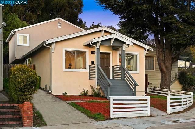 4900 Daisy St, Oakland, CA 94619 (#40933577) :: Paradigm Investments
