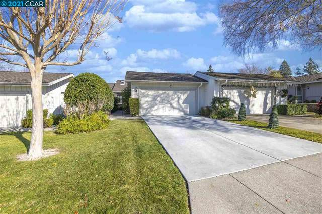 1914 Rancho Verde Circle E, Danville, CA 94526 (#40933586) :: The Grubb Company