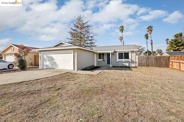 1446 Heather Ln, Livermore, CA 94551 (#40933596) :: Excel Fine Homes