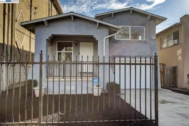 2600 Fruitvale Ave, Oakland, CA 94601 (MLS #40933599) :: 3 Step Realty Group