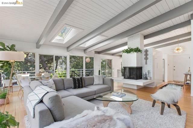 34 Ridgewood Ln, Oakland, CA 94611 (#40933604) :: Excel Fine Homes