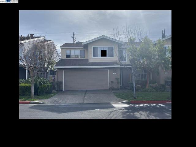 567 Blue Jay Dr, Hayward, CA 94544 (#40933605) :: The Grubb Company