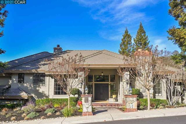 3075 Stonegate Dr, Alamo, CA 94507 (#40933607) :: Realty World Property Network