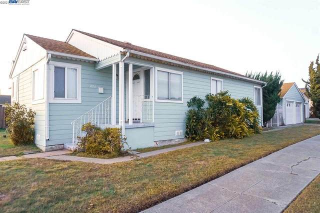 1831 Hoffman Blvd, Richmond, CA 94804 (#40933616) :: Real Estate Experts