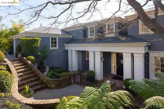 144 Hazel Ln, Piedmont, CA 94611 (#40933622) :: Excel Fine Homes