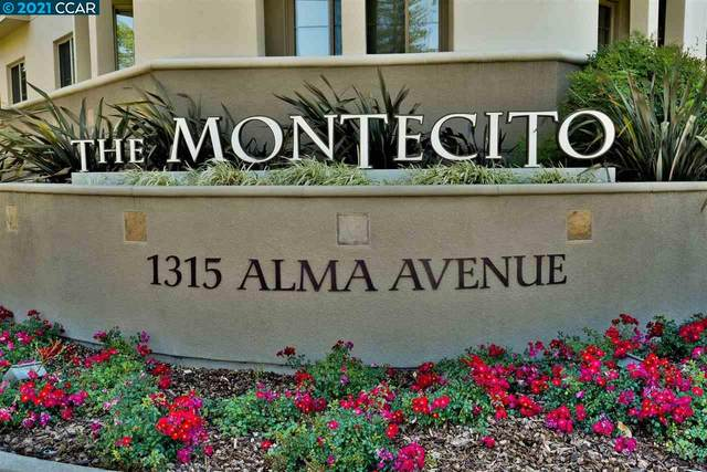 1315 Alma Ave #311, Walnut Creek, CA 94596 (MLS #40933628) :: Paul Lopez Real Estate