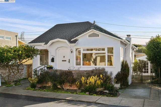 1032 Doris Court, Alameda, CA 94501 (#40933643) :: The Grubb Company