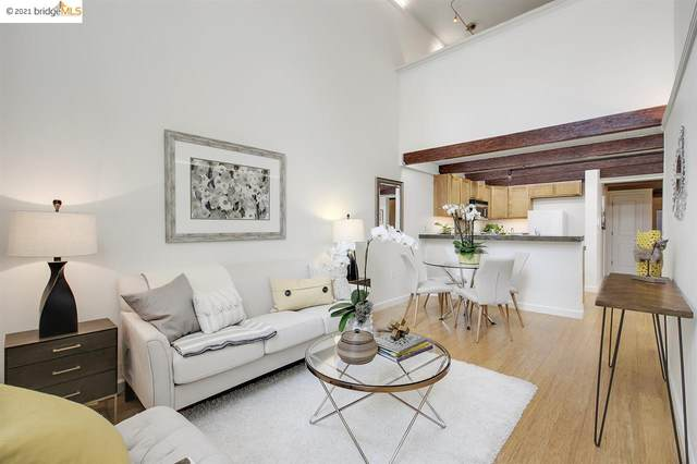 655 12th St #103, Oakland, CA 94607 (#40933644) :: Paradigm Investments