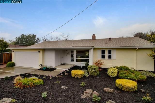 143 Lockwood Ln, Pleasant Hill, CA 94523 (#40933652) :: Realty World Property Network