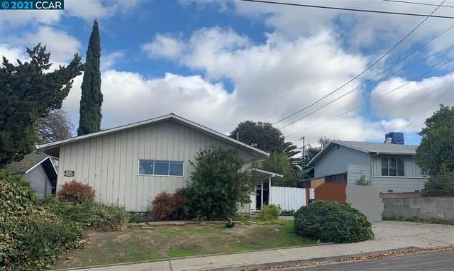 2825 Bonita Ave, Antioch, CA 94509 (#40933661) :: Paradigm Investments