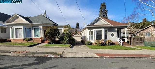 22 Idaho St, Richmond, CA 94801 (#40933666) :: Jimmy Castro Real Estate Group