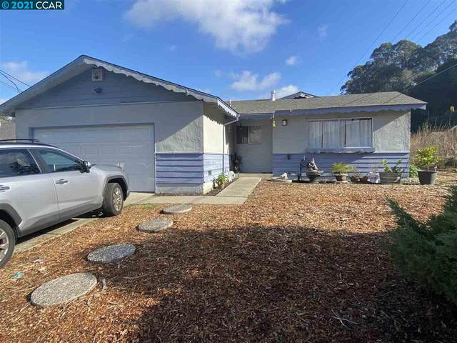 2300 Taper Ct, Pinole, CA 94564 (MLS #40933694) :: 3 Step Realty Group