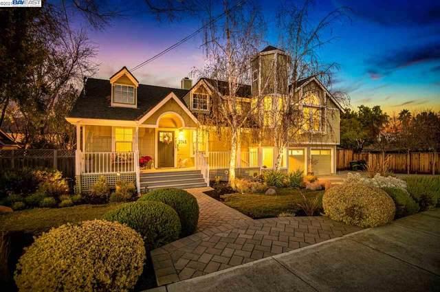 3745 Vineyard Ave, Pleasanton, CA 94566 (#40933706) :: Paradigm Investments