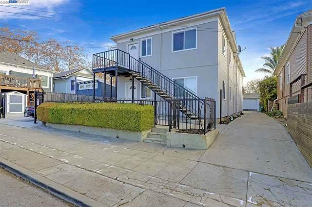6320 Idaho St, Oakland, CA 94608 (#40933711) :: Excel Fine Homes