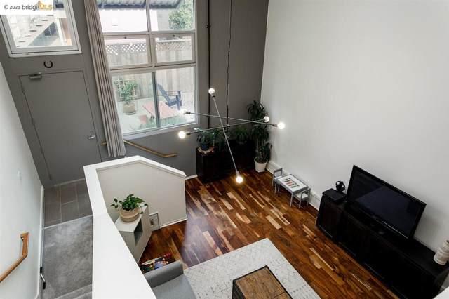 1175 59th Street Loft 6, Oakland, CA 94608 (#40933738) :: Excel Fine Homes