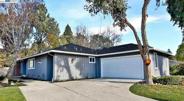 590 Saint George Rd, Danville, CA 94526 (#40933740) :: The Grubb Company