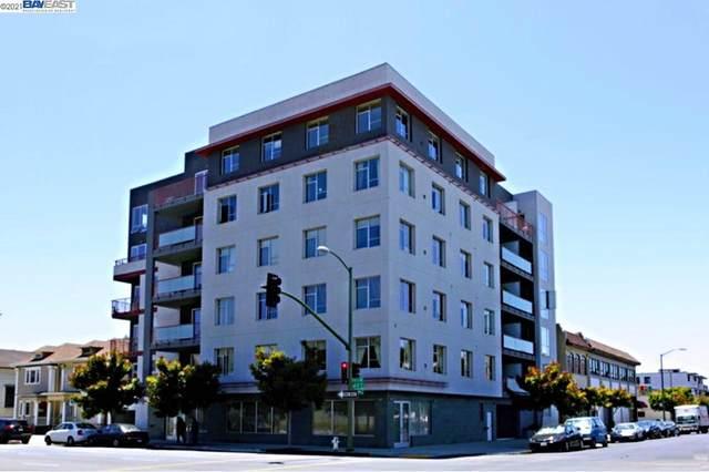 1020 Jackson St #501, Oakland, CA 94607 (#40933747) :: Paradigm Investments