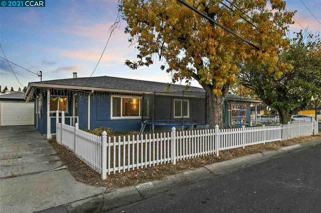 1899 Susan Ln, Pleasant Hill, CA 94523 (#40933805) :: Realty World Property Network