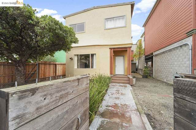 1826 Fairview St, Berkeley, CA 94703 (MLS #40933806) :: Paul Lopez Real Estate