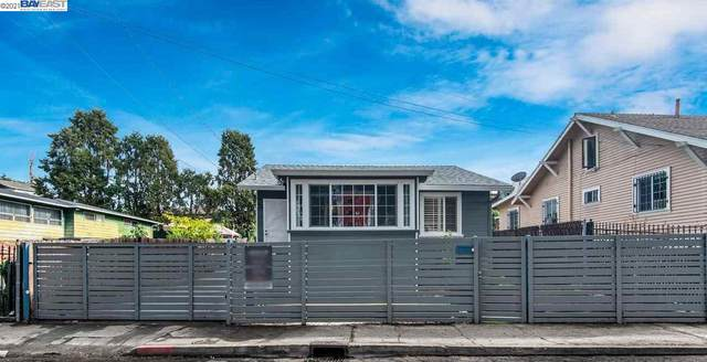 2324 Courtland Ave, Oakland, CA 94601 (#40933809) :: Real Estate Experts