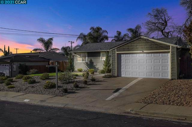 2424 Erie Dr, Concord, CA 94519 (#40933815) :: Excel Fine Homes