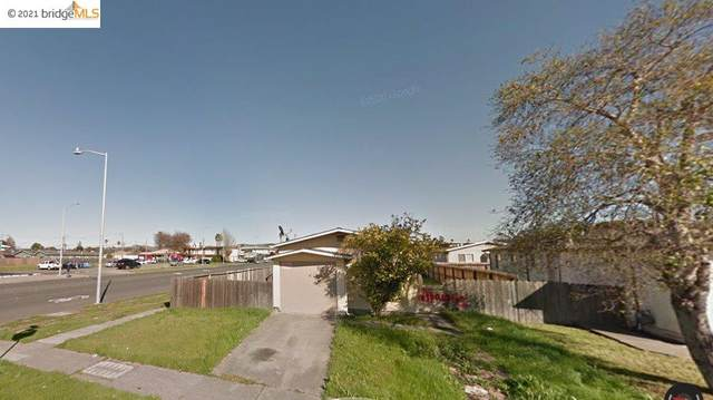 500 S.15Th Street, Richmond, CA 94804 (#40933839) :: Excel Fine Homes