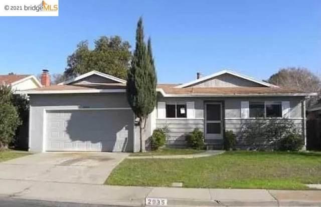 2935 El Monte Way, Antioch, CA 94509 (#40933854) :: Excel Fine Homes