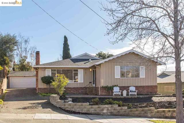 4162 Laguna Ave, Oakland, CA 94602 (#40933856) :: Excel Fine Homes