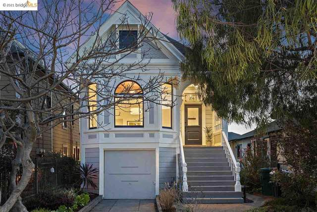 741 59Th St, Oakland, CA 94609 (#40933903) :: Excel Fine Homes