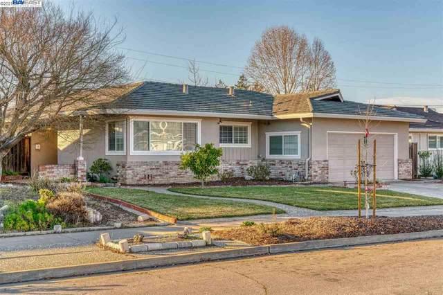 781 Springwood Dr, San Jose, CA 95129 (#40933911) :: Blue Line Property Group