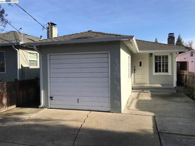 536 5Th Ave, Redwood City, CA 94063 (#40933935) :: Real Estate Experts