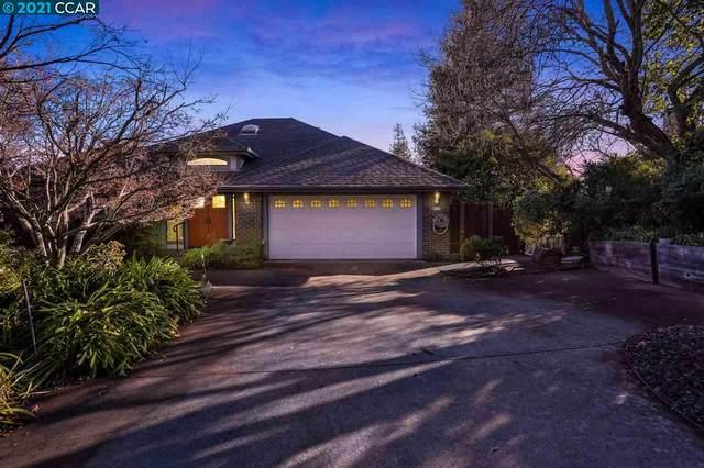 904 Placer Ridge Rd, Walnut Creek, CA 94597 (#40933943) :: The Lucas Group