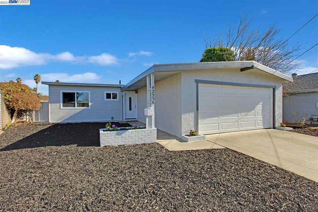 42536 Gage Ct, Fremont, CA 94538 (#40933980) :: The Grubb Company
